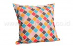 Bantal Sofa Decoration Motif Multicolor Q2444
